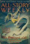 All-Story Weekly (1905-1920 Frank A. Munsey) Pulp Vol. 94 #1
