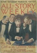 All-Story Weekly (1905-1920 Frank A. Munsey) Pulp Vol. 95 #1