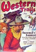 Western Trails (1928-1949 Ace Magazines) Pulp Vol. 8 #3