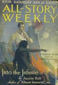 All-Story Weekly (1905-1920 Frank A. Munsey) Pulp Vol. 96 #1