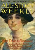 All-Story Weekly (1905-1920 Frank A. Munsey) Pulp Vol. 96 #2