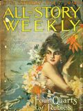 All-Story Weekly (1905-1920 Frank A. Munsey) Pulp Vol. 98 #1