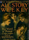 All-Story Weekly (1905-1920 Frank A. Munsey) Pulp Vol. 98 #2