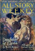 All-Story Weekly (1905-1920 Frank A. Munsey) Pulp Vol. 98 #3