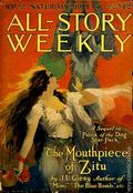 All-Story Weekly (1905-1920 Frank A. Munsey) Pulp Vol. 99 #1