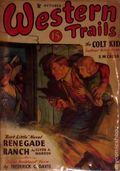 Western Trails (1928-1949 Ace Magazines) Pulp Vol. 18 #1