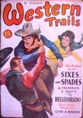 Western Trails (1928-1949 Ace Magazines) Pulp Vol. 18 #3