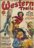 Western Trails (1928-1949 Ace Magazines) Pulp Vol. 18 #4