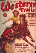 Western Trails (1928-1949 Ace Magazines) Pulp Vol. 20 #1
