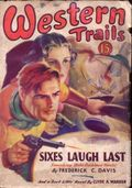 Western Trails (1928-1949 Ace Magazines) Pulp Vol. 20 #2