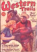 Western Trails (1928-1949 Ace Magazines) Pulp Vol. 20 #3
