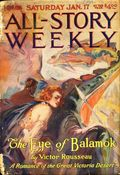 All-Story Weekly (1905-1920 Frank A. Munsey) Pulp Vol. 106 #1
