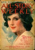 All-Story Weekly (1905-1920 Frank A. Munsey) Pulp Vol. 107 #2
