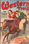 Western Trails (1928-1949 Ace Magazines) Pulp Vol. 32 #4