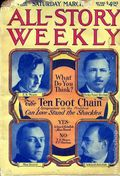 All-Story Weekly (1905-1920 Frank A. Munsey) Pulp Vol. 108 #1