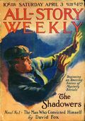 All-Story Weekly (1905-1920 Frank A. Munsey) Pulp Vol. 108 #4