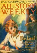 All-Story Weekly (1905-1920 Frank A. Munsey) Pulp Vol. 109 #2