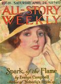 All-Story Weekly (1905-1920 Frank A. Munsey) Pulp Vol. 109 #3