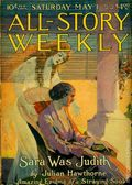 All-Story Weekly (1905-1920 Frank A. Munsey) Pulp Vol. 109 #4