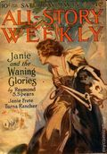 All-Story Weekly (1905-1920 Frank A. Munsey) Pulp Vol. 110 #2