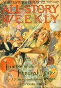All-Story Weekly (1905-1920 Frank A. Munsey) Pulp Vol. 110 #3