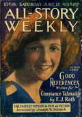 All-Story Weekly (1905-1920 Frank A. Munsey) Pulp Vol. 111 #2