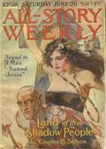 All-Story Weekly (1905-1920 Frank A. Munsey) Pulp Vol. 111 #4