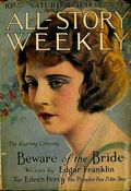 All-Story Weekly (1905-1920 Frank A. Munsey) Pulp Vol. 112 #3