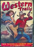 Western Trails (1928-1949 Ace Magazines) Pulp Vol. 35 #4
