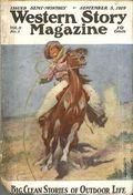 Western Story Magazine (1919-1949 Street & Smith) Pulp 1st Series Vol. 8 #1
