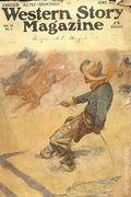 Western Story Magazine (1919-1949 Street & Smith) Pulp 1st Series Vol. 10 #6