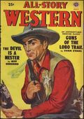 All-Story Western (1949-1950 New Publications) Pulp Vol. 1 #3