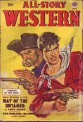 All-Story Western (1949-1950 New Publications) Pulp Vol. 1 #4