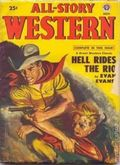 All-Story Western (1949-1950 New Publications) Pulp Vol. 2 #1