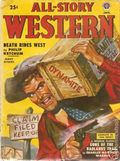 All-Story Western (1949-1950 New Publications) Pulp Vol. 2 #2
