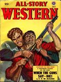 All-Story Western (1949-1950 New Publications) Pulp Vol. 3 #1