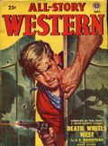 All-Story Western (1949-1950 New Publications) Pulp Vol. 3 #2