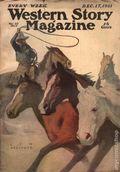 Western Story Magazine (1919-1949 Street & Smith) Pulp 1st Series Vol. 22 #3