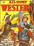 All-Story Western (1949-1950 New Publications) Pulp Vol. 3 #3