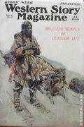 Western Story Magazine (1919-1949 Street & Smith) Pulp 1st Series Vol. 23 #3