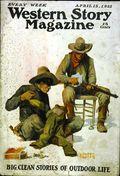 Western Story Magazine (1919-1949 Street & Smith) Pulp 1st Series Vol. 25 #2