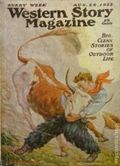 Western Story Magazine (1919-1949 Street & Smith) Pulp 1st Series Vol. 28 #3