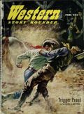 Western Story Roundup (1951 New Publications) Pulp Vol. 3 #4