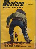 Western Story Roundup (1951 New Publications) Pulp Vol. 4 #1