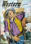 Western Story Roundup (1951 New Publications) Pulp Vol. 4 #2
