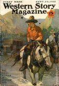 Western Story Magazine (1919-1949 Street & Smith) Pulp 1st Series Vol. 29 #1