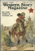 Western Story Magazine (1919-1949 Street & Smith) Pulp 1st Series Vol. 30 #3