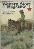 Western Story Magazine (1919-1949 Street & Smith) Pulp 1st Series Vol. 30 #6