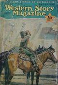 Western Story Magazine (1919-1949 Street & Smith) Pulp 1st Series Vol. 31 #1