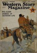 Western Story Magazine (1919-1949 Street & Smith) Pulp 1st Series Vol. 31 #3